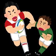 【ラグビーW杯】外国人サポーターがガチでヤバイ・・・・・のサムネイル画像