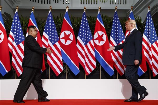 【速報】アメリカ、北朝鮮にめっちゃ歩み寄るwww日本はこれどうすんだwwwwwwwwwwwwwwwwのサムネイル画像