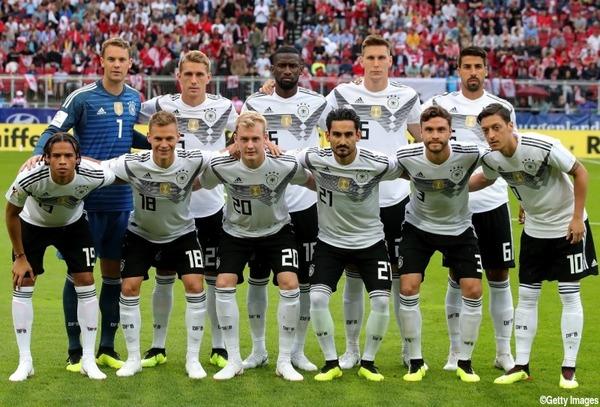 【ピンチ?】W杯王者ドイツ代表さん、勝てない模様のサムネイル画像