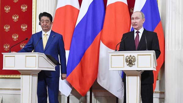 【愕然】プーチン、「安倍パッシング」開始へwwwwwwwwwwwwwwwwwwのサムネイル画像