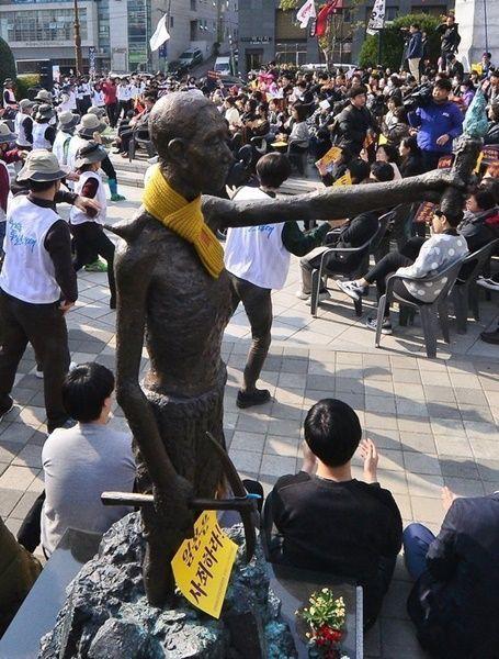 """【悲報】韓国 「日本さん、""""令和時代の初日""""にこんな目に合ってしまうwwwwwwwwwwwww」のサムネイル画像"""
