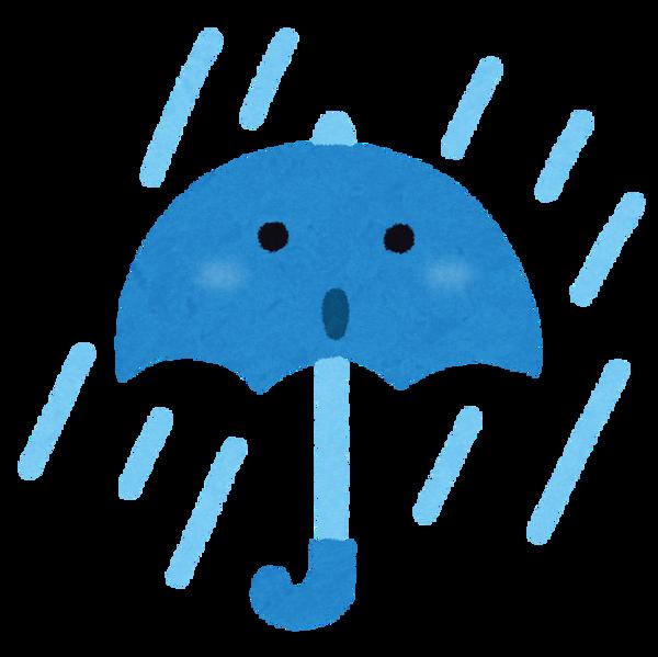 【警戒】明日の関東の天気、ガチでヤバい模様・・・・・のサムネイル画像