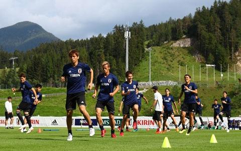 【サッカー】日本の1次グループ突破確率は? → シミュレーションした結果wwwwwwwwwwwのサムネイル画像