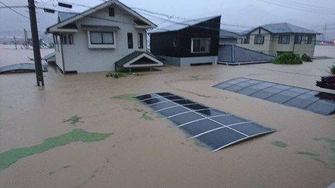 【緊急】大雨被害や救助要請、SNSで大量に投稿されてしまう・・・のサムネイル画像