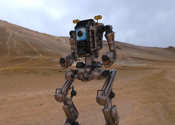 【衝撃】日本政府、「殺人ロボット」規制の支持表明へ!!!!!!!のサムネイル画像