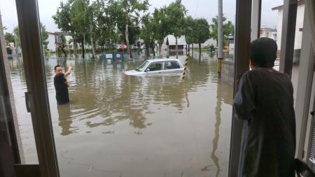 【衝撃】大雨による被害をうけた現場の状況が壮絶過ぎる件・・・・・のサムネイル画像