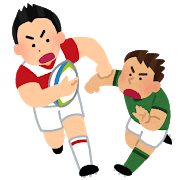 """【悲報】とんでもない """"ラグビー大会"""" が日本で開催されてしまう・・・・・のサムネイル画像"""