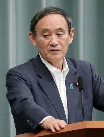 【騒然】菅官房長官、「日米安保破棄」報道への反応がコチラ・・・・・のサムネイル画像