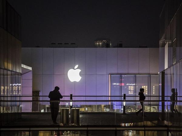 【悲報】アップル株が急落!!!→ とんでもないことに・・・・・のサムネイル画像