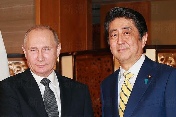 【悲報】ロシアさん、安倍首相をバカにしてしまう・・・・・のサムネイル画像