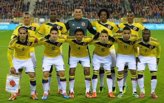 Colombia-13-15-adidas-home-kit-yellow-white-white-line-up
