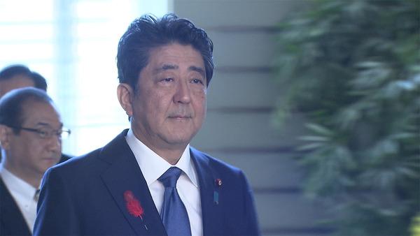 【速報】第4次安倍改造内閣の顔ぶれがこちら!!!!!のサムネイル画像