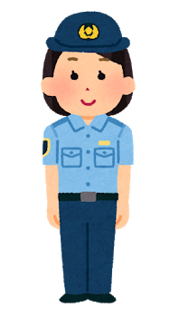 police_shirt_pants_woman1_young