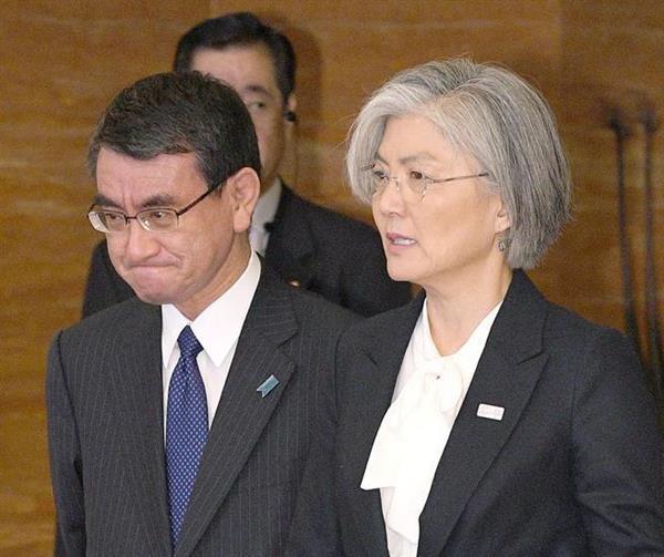 """【G20】日本「日韓外相が""""立ち話""""」→韓国「いや、違うが?」→その内容がwwwwwwwwwwwwwwwwwwwのサムネイル画像"""