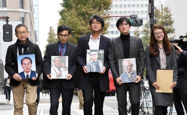 【激震】韓国「徴用工さん、もうヤメて!日本が怖いの!!」→その理由wwwwwwwwwwwwwwwwwwwのサムネイル画像