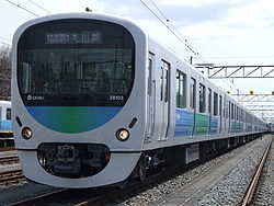 250px-Model_30000_of_Seibu_Railway