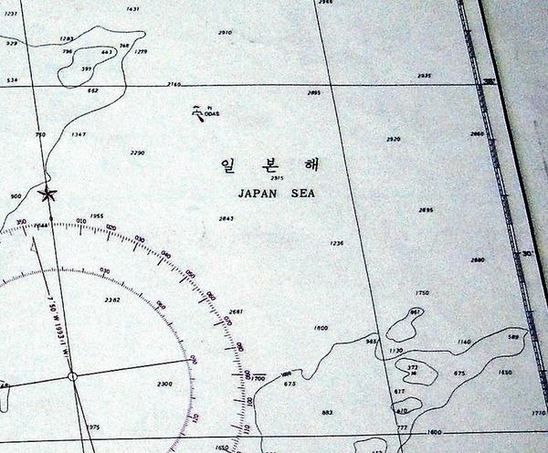 【矛盾】韓国政府「日本海」呼称使ってたwwwwwwwwwwwwwwwwwwwwwのサムネイル画像
