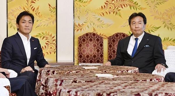 【速報】立憲民主党と国民民主党、衝撃的な合意!!!!!のサムネイル画像
