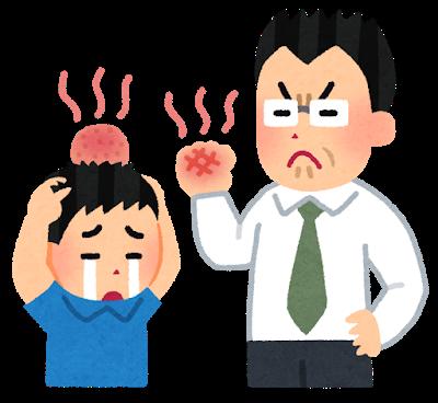 """【禁止】厚労省「体罰の""""具体例""""がコチラになります」→ご覧くださいwwwwwのサムネイル画像"""