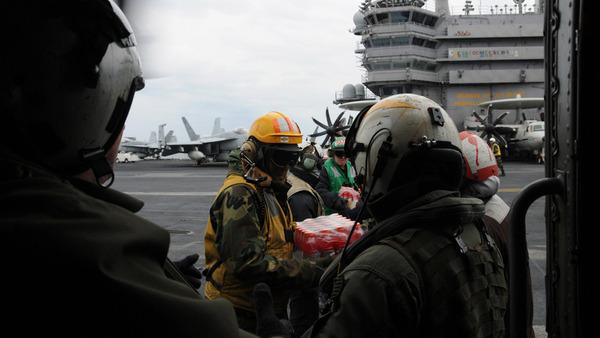 【集団訴訟】3.11で救援活動 ← 癌になった米兵の数が・・・・・のサムネイル画像