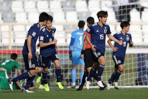 【サッカー】日本、アジアカップ初戦白星スタート!!!!!(動画あり)のサムネイル画像