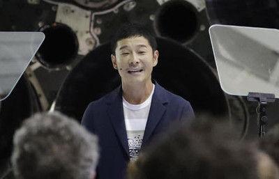 【驚愕】月へと旅立つZOZO前澤社長、その旅行費用がwwwwwwwwwwwwwwwwwww のサムネイル画像