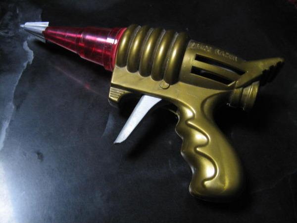 【驚愕】ダウン症の男性、おもちゃの「拳銃」で遊んでいた結果・・・・・・・のサムネイル画像
