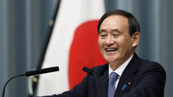 【悲報】菅官房長官、ついに韓国を嘘つき扱いへwwwwwwwwwwwwwwwwwのサムネイル画像