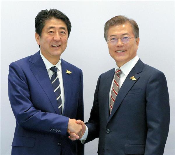 【速報】ムン「日本よ、私と組もう。私の手を握れるかね?」→結果wwwwwwwwwwwwwwwwwwwwwのサムネイル画像