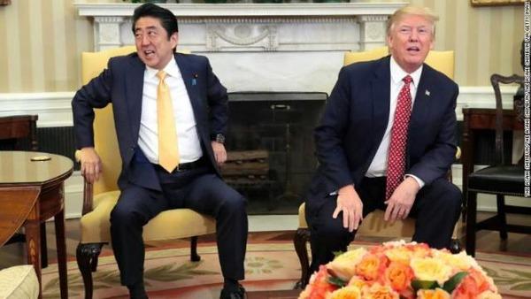 【驚愕】米朝首脳会談、シンガポールに決めさせたのは安倍首相だったwwwwwwwwwwwwwのサムネイル画像