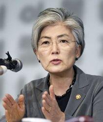 "【愕然】韓国外相、アメリカと北朝鮮に""説教""するwwwwwwwwwwwwwwwwwwwwwのサムネイル画像"