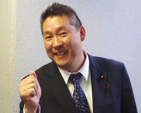 【N国党】立花孝志「NHKをぶっ壊す。マツコ・デラックスをぶっ壊す!!!」→ その結果wwwwwwwwwwwww のサムネイル画像