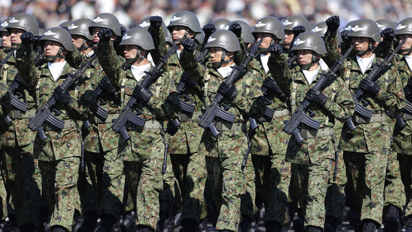 【緊急】防衛省、ガチでピンチに!!!!!のサムネイル画像