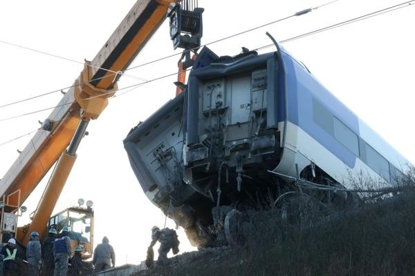 【KTX脱線】韓国鉄道公社・社長「事故は寒さのせいかも」← こマ?のサムネイル画像