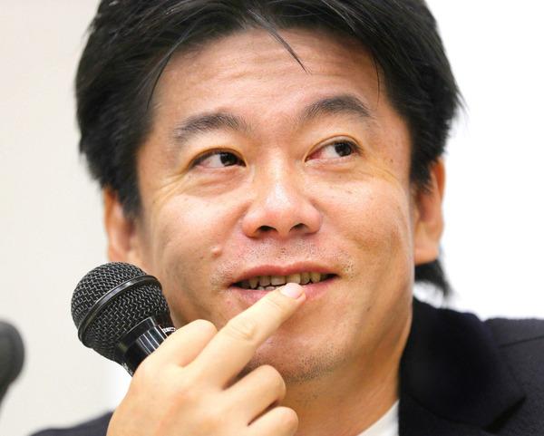 【桜田五輪相発言問題】堀江貴文さん、超シンプルにマスコミ批判wwwwwwwwwwwwwwwwのサムネイル画像