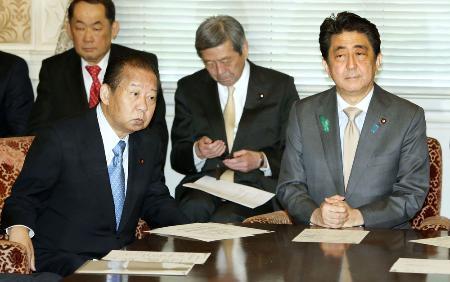 【速報】安倍首相、4選「あり得る」wwwwwwwwwwwwwwwwwwwwwのサムネイル画像