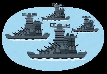 【悲報】中国&ロシアの軍艦計10隻が津軽海峡通過!!!!!のサムネイル画像