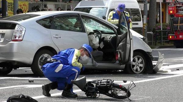 """【池袋事故】暴走車分析で""""と ん で も な い新事実""""!!!これはヤバい・・・・・・ のサムネイル画像"""