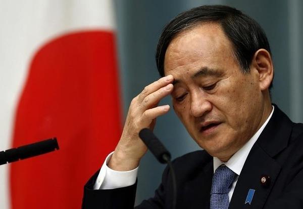 【悲報】菅官房長官、日本代表のプレーについてコメントwwwwwwwwwwwwwwのサムネイル画像