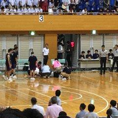 【高校バスケ】殴られた審判の男性「被害届は出さない」→ その理由が・・・のサムネイル画像