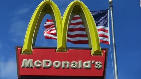 【衝撃】米マクドナルドで500人以上が食中毒に!!!→ その原因がヤバい・・・・・のサムネイル画像