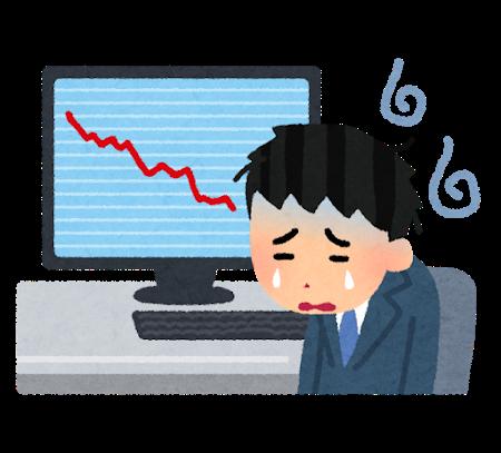 【速報】日経平均株価、とんでもないことに・・・・・のサムネイル画像