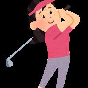 """【衝撃】女子ゴルファーさん、1年目にして """"賞金"""" がとんでもないことになってしまうwwwwwのサムネイル画像"""