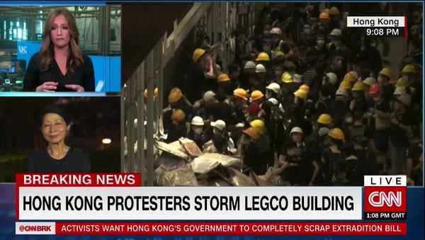 【LIVE】香港のデモ、とんでもないことになる!!!!!!!!!!!のサムネイル画像