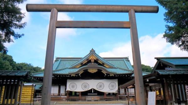 【速報】靖国神社でぼや騒ぎ!!!!!!!!!!!のサムネイル画像