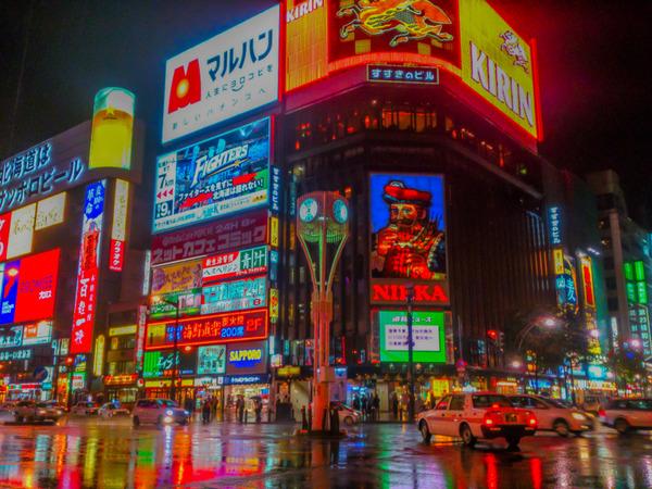 【悲報】札幌市、ススキノの「ネオン」を復活へ!!!→ その結果wwwwwwwwwwwwwwwwwのサムネイル画像
