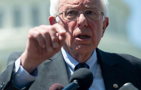 """【米大統領戦】サンダース、と ん で も な い """"政 策""""を発表wwwwwwwwwwwwwwwのサムネイル画像"""