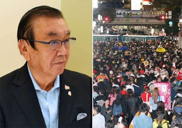 【愕然】渋谷センター街、ハロウィン期間中の「売り上げ」がヤバい・・・・・のサムネイル画像