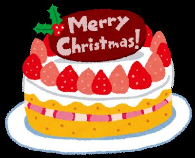 """【炎上】この""""クリスマスケーキ""""がヤバすぎると騒ぎにwwwww(画像)"""