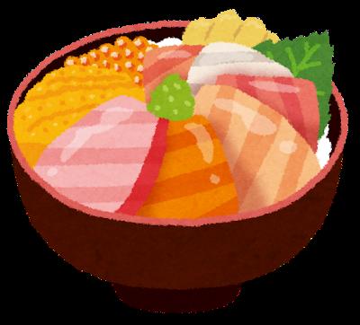 """【長崎】人気のワンコイン海鮮丼、""""ヤバいやつ""""でしたwwwwwwのサムネイル画像"""